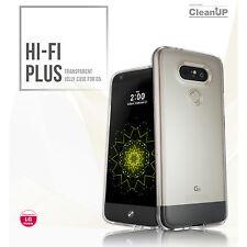 Voia LG G5 B&O Hi-Fi Plus Transparent Jelly Case (LG OEM Case)