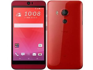 HTC J BUTTERFLY 3 ANDROID SMARTPHONE 4K OCTACORE UNLOCKED AU KDDI HTV31 PHONE