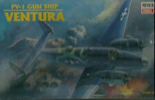1/72  PV-1 GUN SHIP VENTURA by Minicraft USN