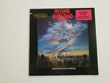 Return of the Living Dead 1988 LP-Used-NM-Promo