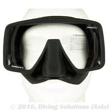 Scuba Diving Aquatec Frameless Mask Single Lens