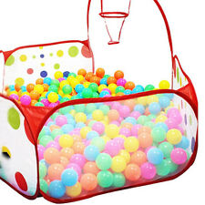 Portable Kid Baby Children Game Play Toy Tent Ocean Ball Pit Pool Indoor/Outdoor