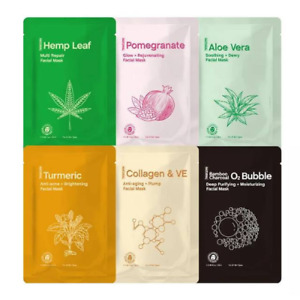 Anti-acne/lightening moisturize/ multi repair/Anti-aging Facial Mask Sheet
