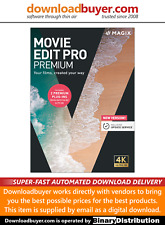 MAGIX Movie Edit Pro 2020 Premium - [Download]