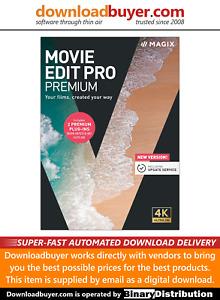 MAGIX Movie Edit Pro 2020 Premium - [Download]