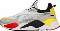 PUMA Rs-X Toys Sneaker Bianca da Uomo 369449-15 - 369449 15 RS-X TOYS