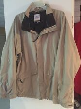 BURTON BIO-LITE STORM LITE mens snowboard ski jacket coat size L large beige EUC