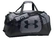Under Armour Undeniable Duffle Bag - Graphite / Black - New