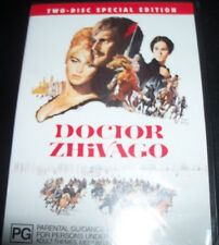 Doctor Zhivago Two 2 Disc Special Edition (Australia Region 4) DVD – New