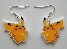 New  Pokemon PIKACHU  Earrings