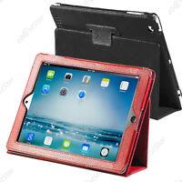Etui Portefeuille PU Cuir Apple iPad Pro 12.9(2015)/9.7, Air 1/2 iPad 4/3/2 Mini