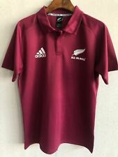 New listing New Zealand All Blacks 2020 POLO training rugby jersey shirt