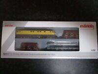Marklin spur z scale/gauge DB Track Construction Train. New.
