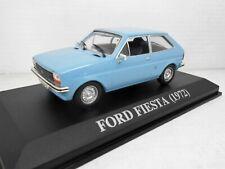 1/43 COCHE FORD FIESTA 1972 CAR ALTAYA IXO 1:43 MINIATURA 1/43 AUTO MINIATURE