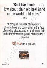 Wilco (the album) LP Advert