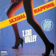 "T. Ski Valley* - Sexual Rapping (12"") Vinyl Schallplatte - 108649"