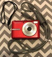 Samsung BL103 10.2MP Digital Camera - Red