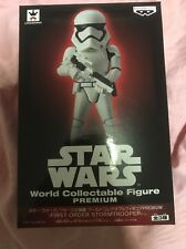 Hot Toys Funko Pop STAR WARS Rouge One STORMTROOPERS SET WCF SDCC Banpresto