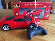 New Bright Radio RC Ferrari 1:24
