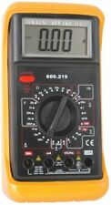 Mercury 10 Amp Digital Multimeter Temperature and Measurement AC DC Probes Test