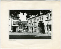 Gotha, Altmarkt, Orig. Silbergelatine- Foto um 1975