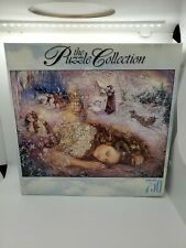 """The Puzzle Collection ~ 750 Pieces ~ RoseArt - Winter Dreaming, 18"""" x 26"""" New!"""