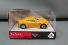 Disney Store Pixar Cars 3 Cruz Ramirez Die Cast Car NIB