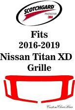 3M Scotchgard Paint Protection Film Pre-Cut Fits 2017 2018 2019 Nissan Titan XD