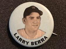 1950's Yogi Berra / Larry Berra  PM10 Pin New York Yankees