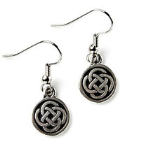Celtic Earrings - Ethnic Accessories - Women's Jewelry - Handmade - Gift Box