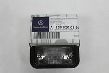 Genuine Mercedes-Benz R230 SL-Class Rear Number Plate Bulb Holder A2308200256