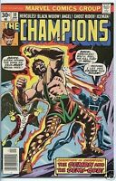 Champions 1975 series # 10 fine comic book