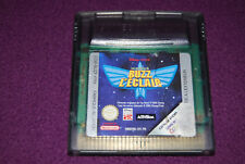 LES AVENTURES DE BUZZ L'ECLAIR - Activision - Jeu Action Game Boy Color GBC FRA