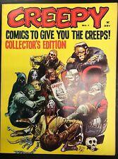 Creepy Collector's Edition #1 Jack Davis Cover