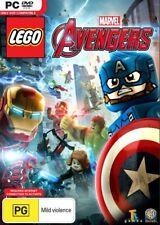 LEGO Marvel Avengers NEW PC GAME