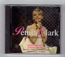 (IE486) Petula Clark, The Very Best Of - 1996 CD