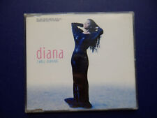 Diana Ross I will survive 4 track 1996 CD single