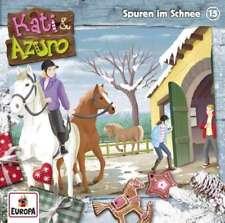 CD * KATI & AZURO - HSP 15 - SPUREN IM SCHNEE # NEU OVP =