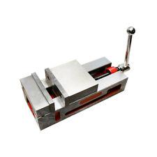 6 Super Lock Precision Cnc Vise 0004 Nccnc Clamping Clamp Device Vising