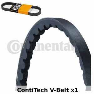 ContiTech V-Belt, Vee Belt, Auxiliary, Drive - Pt No: AVX10X1238 - OE Quality