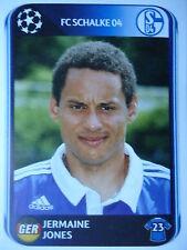 Panini 115 Jermaine Jones FC Schalke 04 UEFA CL 2010/11