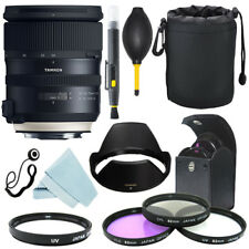 Tamron SP 24-70mm f/2.8 Di VC USD G2 Lens for Canon + Filter Kit + Accessory Kit