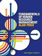 Fundamentals of Human Resource Management by Alan Price (Paperback, 2011)