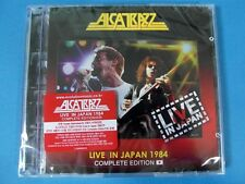 ALCATRAZZ - LIVE IN JAPAN 1984  [COMPLETE EDITION] 2CD (SEALED) YNGWIE MALMSTEEN