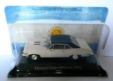 DIE CAST -  RENAULT FUEGO GTX 2.0 (1984)- AUTOS INOLVIDABLES SALVAT SCALA 1/43