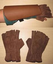 Legend of Zelda cosplay Twilight Princess Bracer set for Link Costume gloves