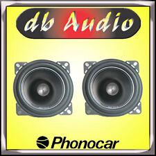 Phonocar 2/640 Set Medi Midrange da 10 cm Casse Altoparlanti Diffusori per Auto