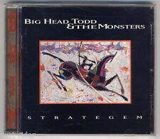 Big Head Todd and the Monsters - Stratagem - CD -ottime condizioni-good