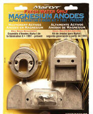 Marytr MerCruiser Alpha 1 one Gen 2 II Magnesium Anodes Fresh Water CMALPHAKITM