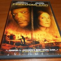 Freedomland (DVD,Widecsreen/Full 2006) Samuel L. Jackson